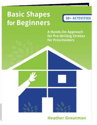 Basic Shapes for Beginners - Paperback and eBook