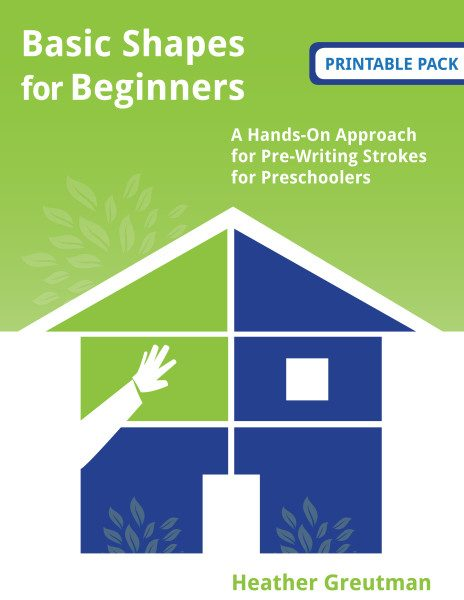 Basic Shapes for Beginners eBook.
