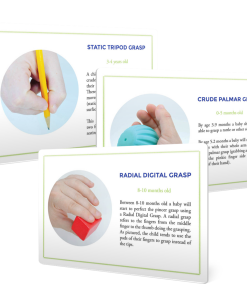 Typical Hand Grasp Development for Fine Motor Skills
