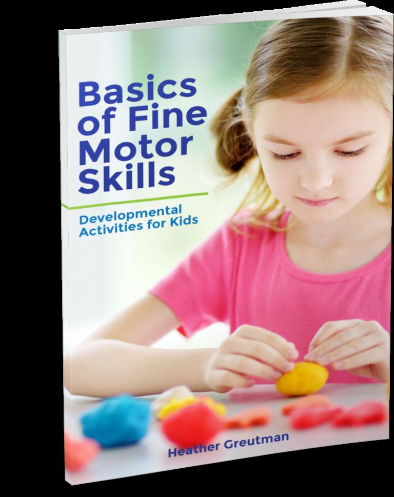 Basics of Fine Motor Skills cover.