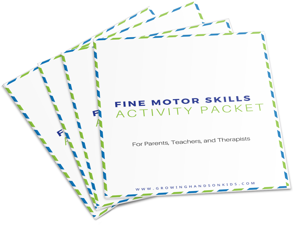 Fine Motor Skills Activity Packet