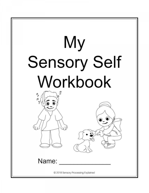 My Sensory Self Workbook