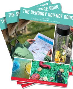 The Sensory Science Book - Volume 1, Colors, The Senses, and Nature.