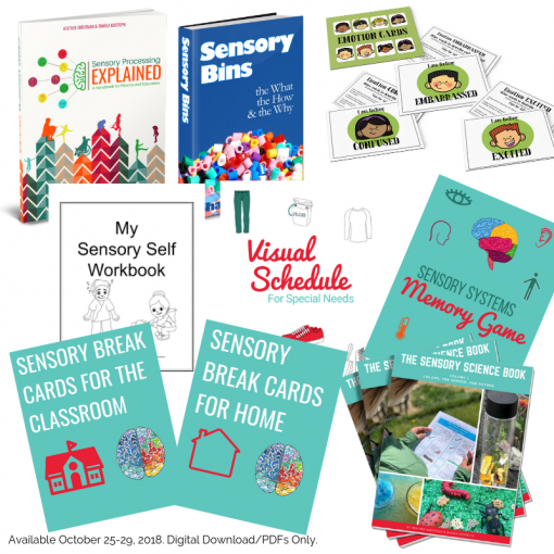 Sensory Essentials Collection limited time offer.
