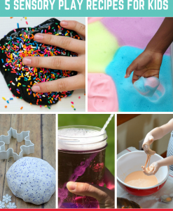 5 sensory play recipes ebook