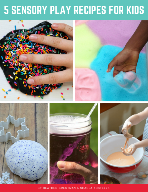 5 sensory play recipes ebook