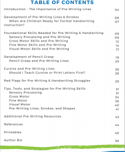 the basics of pre writing skills developmental tips tools and strategies for handwriting. Black Bedroom Furniture Sets. Home Design Ideas